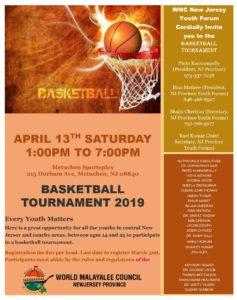 WMC NJ Basketball Tournament