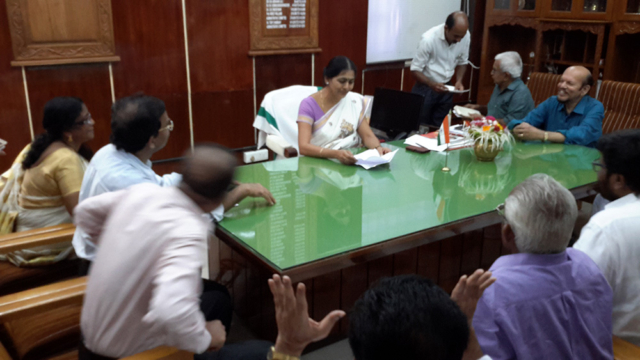 WMC launching Clean Karala campaign at Kochi on kerala Piravi Day